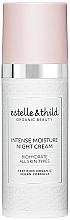 Parfémy, Parfumerie, kosmetika Noční krém s intenzivní hydratací - Estelle & Thild BioHydrate Intense Moisture Night Cream