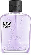 Parfémy, Parfumerie, kosmetika Playboy Playboy New York - Toaletní voda