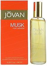 Parfémy, Parfumerie, kosmetika Musk Jovan - Kolínský sprej