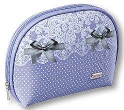 Parfémy, Parfumerie, kosmetika Kosmetická taška 96075, fialová - Top Choice
