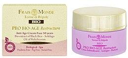 Parfémy, Parfumerie, kosmetika Denní restrukturalizační krém na obličej 50+ - Frais Monde Pro Bio-Age Restructure AntiAge Face Cream 50Years