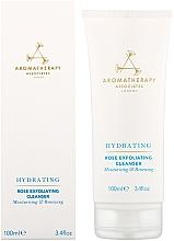 Parfémy, Parfumerie, kosmetika Exfoliační čisticí přípravek - Aromatherapy Associates Hydrating Rose Exfoliating Cleanser