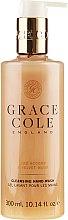 Parfémy, Parfumerie, kosmetika Tekuté mýdlo na ruce Oud Accord & Velvet Musk - Grace Cole Oud Accord & Velvet Musk Cleansing Hand Wash