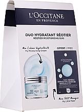 Parfémy, Parfumerie, kosmetika Sada - L'Occitane Aqua Reotier (cr/50ml + mask/6ml)
