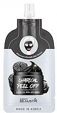 Parfémy, Parfumerie, kosmetika Peelingová pleťová maska - Beausta Charcoal Peel Off
