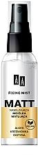 Parfémy, Parfumerie, kosmetika Matující sprej na obličej - AA Matt Fixing Mist