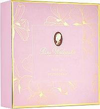 Parfémy, Parfumerie, kosmetika Pani Walewska Sweet Romance - Sada (parfum/30ml + deo/90ml)