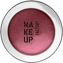 Parfémy, Parfumerie, kosmetika Oční stíny - Make Up Factory Eye Shadow Mono