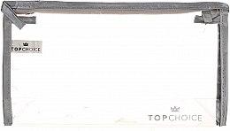 Parfémy, Parfumerie, kosmetika Kosmetická taštička, 91568, šedá - Top Choice