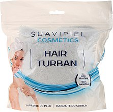 Parfémy, Parfumerie, kosmetika Ručník-turban na vlasy - Suavipiel Cosmetics Hair Turban