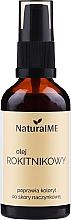 Parfémy, Parfumerie, kosmetika Rakytníkový olej sprej - NaturalME