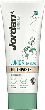 Parfémy, Parfumerie, kosmetika Zubní pasta, 6-12 let - Jordan Green Clean Junior