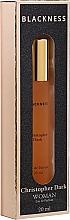 Parfémy, Parfumerie, kosmetika Christopher Dark Blackness - Parfémovaná voda (mini)
