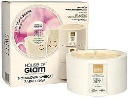 Parfémy, Parfumerie, kosmetika Aromatická svíčka - House of Glam Sweet Nothings Candle