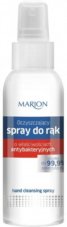 Antibakteriální sprej na ruce - Marion Antibacterial Hand Cleansing Spray