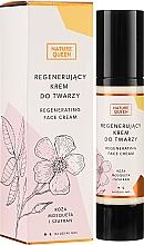 Parfémy, Parfumerie, kosmetika Revitalizační pleťový krém - Nature Queen