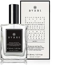 Parfémy, Parfumerie, kosmetika Tónizující noční sprej - Avant Hyaluronic Acid Age Fix Toning Night Concentrate Mist