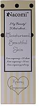 Parfémy, Parfumerie, kosmetika Sada - Nacomi Argan Oil Moisturized Beautiful Skin (cr/2x50ml+cr/15ml)