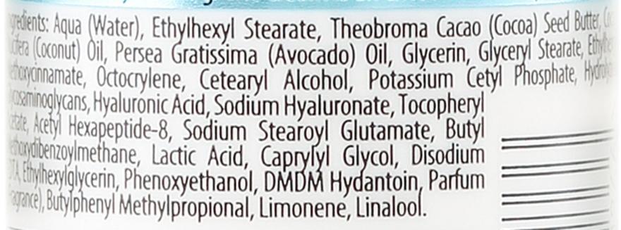 Hyaluronický krém na obličej c SPF 15 - Bielenda Professional Hydra-Hyal Injection Hyaluronic Face Cream — foto N5