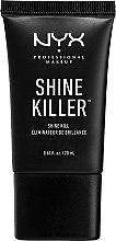 Parfémy, Parfumerie, kosmetika Matující podkladová báze pod make-up - NYX Professional Makeup Shine Killer