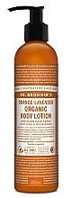 Parfémy, Parfumerie, kosmetika Lotion na ruce a tělo Oranžová levandule - Dr. Bronner's Orange Lavender Organic Hand & Body Lotion