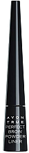 Parfémy, Parfumerie, kosmetika Pudrové stíny na obočí - Avon True Perfect Brow Powder Liner