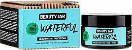 Parfémy, Parfumerie, kosmetika Hydratační krém na obličej - Beauty Jar Waterful Moisturizing Face Cream