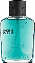 Parfémy, Parfumerie, kosmetika Playboy Endless Night For Him - Toaletní voda