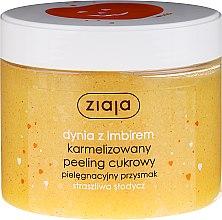 Parfémy, Parfumerie, kosmetika Cukrový peeling na tělo Dýně a zázvor - Ziaja Sugar Body Peeling