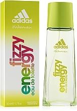 Parfémy, Parfumerie, kosmetika Adidas Fizzy Energy - Toaletní voda