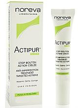Parfémy, Parfumerie, kosmetika Krém proti nedokonalostem - Noreva Laboratoires Actipur Anti-Imperfection Treatment Targeted Actions