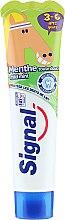 Parfémy, Parfumerie, kosmetika Dětská zubní pasta - Signal Signal Kids Mint Toothpaste
