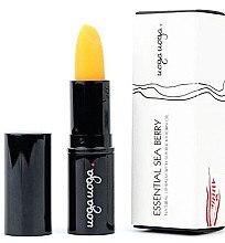 Parfémy, Parfumerie, kosmetika Přírodní balzám na rty s rakytníkovým olejem - Uoga Uoga Natural Lip Balm With Sea-Buckthorn Oil