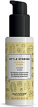 Parfémy, Parfumerie, kosmetika Vyhlazující krém na vlasy - Alfaparf Milano Style Stories Blow Dry Cream