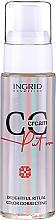 Parfémy, Parfumerie, kosmetika Tonální CC -krém na obličej - Ingrid Cosmetics CC Cream Put On Delightful Ritual Color Correcting