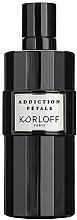 Parfémy, Parfumerie, kosmetika Korloff Paris Addiction Petale - Parfémovaná voda (tester bez víčka)