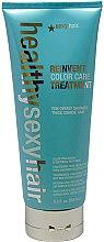 Parfémy, Parfumerie, kosmetika Pečující maska pro barvené vlasy - SexyHair HealthySexyHair Reinvent Color Care Treatment For Thick/Coarse Hair