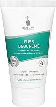 Parfémy, Parfumerie, kosmetika Krém na nohy deodorační - Bioturm Deodorant Cream for Feet Nr.80