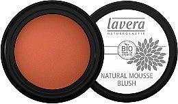 Parfémy, Parfumerie, kosmetika Tvářenka - Lavera Natural Mousse Blush
