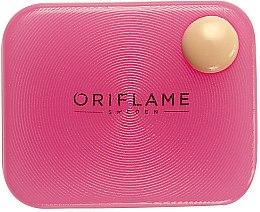 Parfémy, Parfumerie, kosmetika Silikonová houbička na make up, růžová - Oriflame