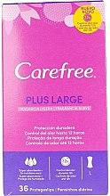 Parfémy, Parfumerie, kosmetika Hygienické vložky, 36 ks - Carefree Plus Large Maxi