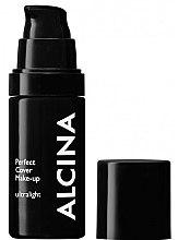 Parfémy, Parfumerie, kosmetika Make-up na obličej - Alcina Perfect Cover Make-up