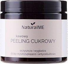 "Parfémy, Parfumerie, kosmetika Cukrový tělový peeling ""Kávový"" - NaturalME"