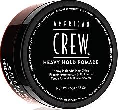 Parfémy, Parfumerie, kosmetika Super odoloná stylingová pomáda - American Crew Heavy Hold Pomade