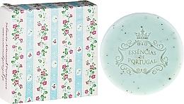 Parfémy, Parfumerie, kosmetika Přírodní mýdlo - Essencias De Portugal Blue Chita Violet Soap