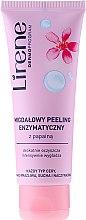 Parfémy, Parfumerie, kosmetika Peeling na obličej s mandlovým olejem - Lirene Dermo Program Peel