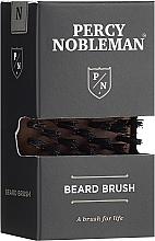 Parfémy, Parfumerie, kosmetika Kartáč na vousy - Percy Nobleman Beard Brush
