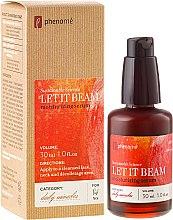 Parfémy, Parfumerie, kosmetika Sérum na obličej - Phenome Sustainable Science Let It Beam Moisturizing Serum