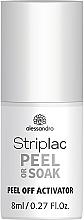 Parfémy, Parfumerie, kosmetika Přípravek pro odstranění gel laku - Alessandro International Striplac Peel Or Soak Peel Off Activator