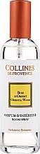 Parfémy, Parfumerie, kosmetika Sprej do bytu - Collines De Provence Oriental Wood Room Spray